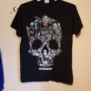 Walking Dead, tshirt, medium, AMC.